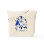 Honeywell Family Crest Tote Bag