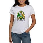 Holman Family Crest Women's T-Shirt