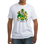 Holman Family Crest Fitted T-Shirt