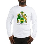 Holman Family Crest Long Sleeve T-Shirt