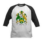 Holman Family Crest Kids Baseball Jersey