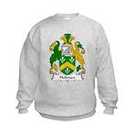 Holman Family Crest Kids Sweatshirt