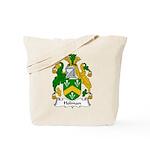 Holman Family Crest Tote Bag