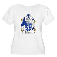 Holland Family Crest T-Shirt