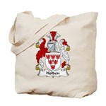 Holden Family Crest Tote Bag