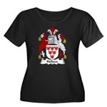 Holden Family Crest Women's Plus Size Scoop Neck D