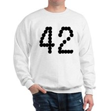 42 - Life, The Universe & Everything Sweatshirt