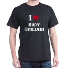 I love RUDY GIULIANI T-Shirt