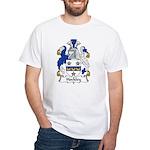 Hockley Family Crest White T-Shirt