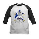 Hockley Family Crest Kids Baseball Jersey