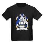 Hockley Family Crest Kids Dark T-Shirt