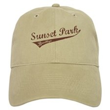Sunset Park Brooklyn Baseball Cap