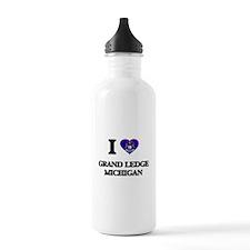 I love Grand Ledge Mic Water Bottle