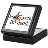 Dog Years Keepsake Box