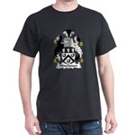 Hinchman Family Crest Dark T-Shirt