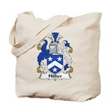 Hillier Family Crest Tote Bag