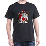 Herst Family Crest Dark T-Shirt