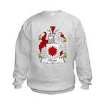 Herst Family Crest Kids Sweatshirt