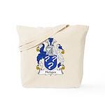 Hedges Family Crest Tote Bag