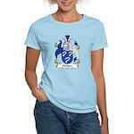 Hedges Family Crest Women's Light T-Shirt