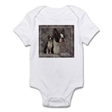 Boston Terrier-1 Infant Bodysuit