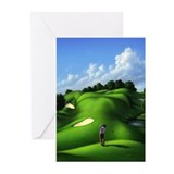 Just Love That Green 5 Greeting Cards (Pk of 20)