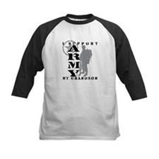 I Support Grandson 2 - ARMY Tee