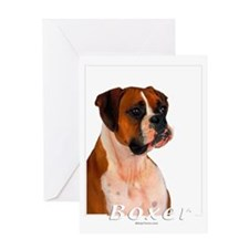 Boxer-2 Greeting Card