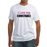 I Love My CONSTABLE Shirt