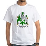 Haselwood Family Crest White T-Shirt