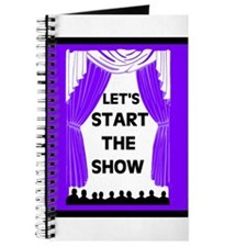START THE SHOW Journal