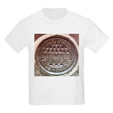N.O. Water Meter Kids T-Shirt