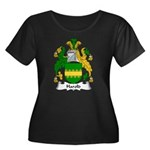 Harold Family Crest Women's Plus Size Scoop Neck D