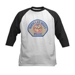 North Las Vegas Police Kids Baseball Jersey