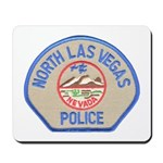North Las Vegas Police Mousepad