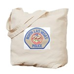 North Las Vegas Police Tote Bag