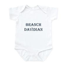 Branch Davidian Onesie