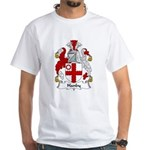 Hanby Family Crest White T-Shirt
