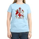 Hanby Family Crest Women's Light T-Shirt