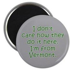 From Vermont Magnet