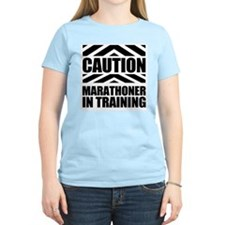 Marathoner In Training T-Shirt