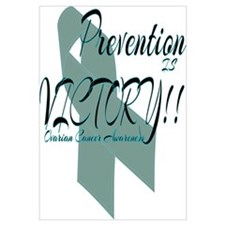 Prevention is Victory!! Ovarian Cancer