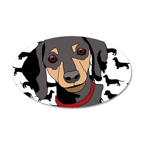 Dachshunds Wall Decal