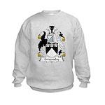 Grymsby Family Crest Kids Sweatshirt