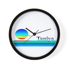 Taniya Wall Clock