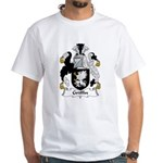 Griffin Family Crest White T-Shirt