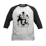 Griffin Family Crest Kids Baseball Jersey