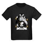 Griffin Family Crest Kids Dark T-Shirt