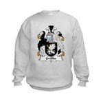 Griffin Family Crest Kids Sweatshirt
