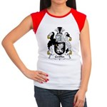 Griffin Family Crest Women's Cap Sleeve T-Shirt